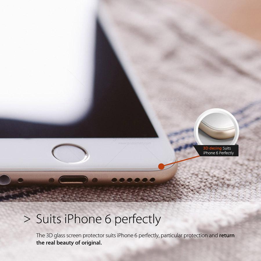 3D Tvrzené sklo MagicGLASS na Apple iPhone 6s/6