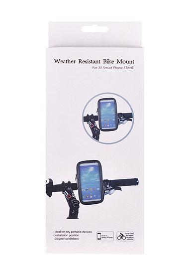 Držák mobilu na kolo a motorku Weather Resistant
