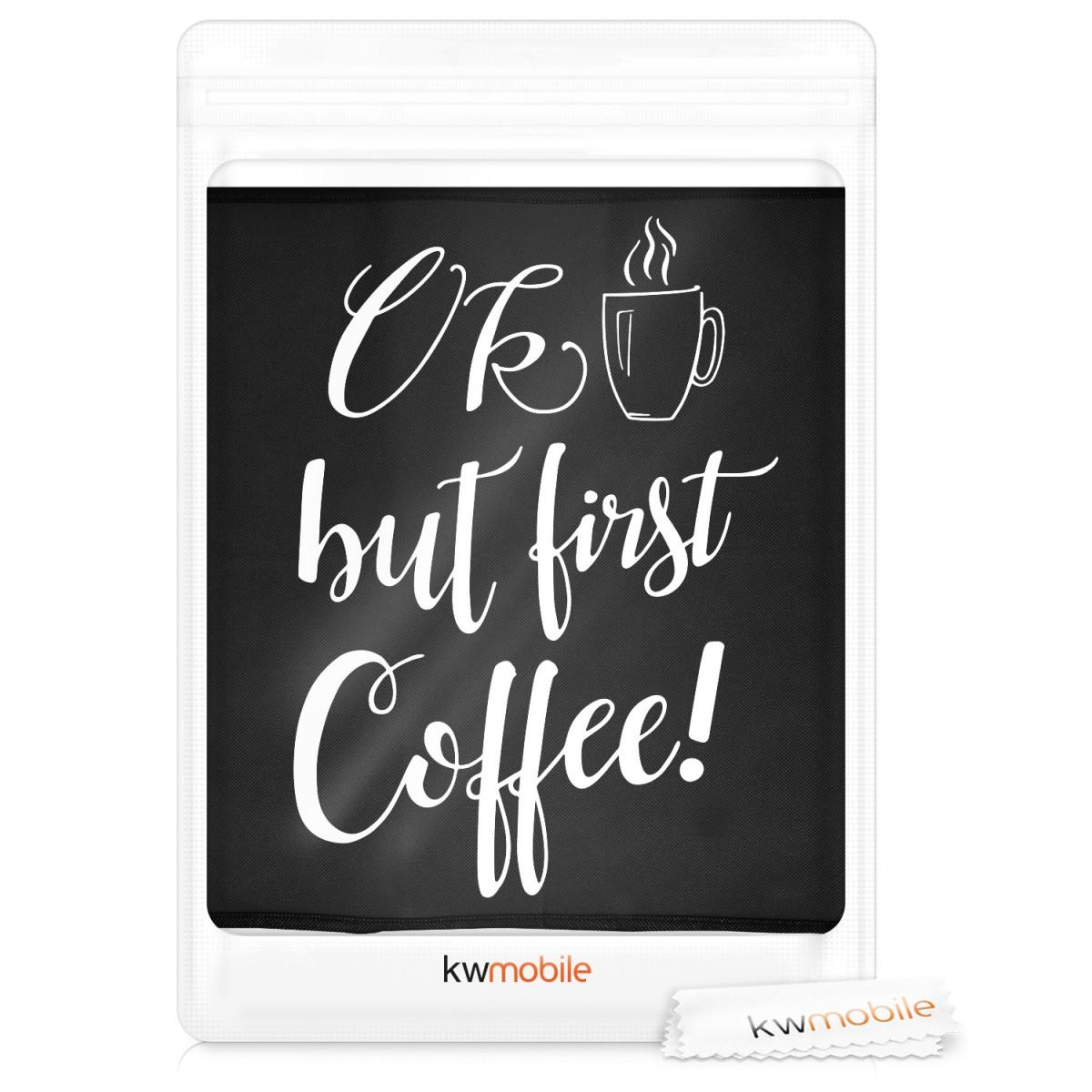 Ochranný návlek OK but first coffee! na iMac Pro 27