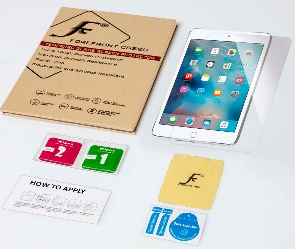 Tvrzené sklo PRO+ na displej pro iPad Air / iPad Air 2