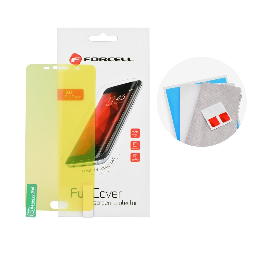 Fólie Forcell Full Cover pro Samsung Galaxy S7