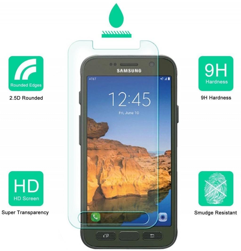 Ochranné tvrzené sklo pro Samsung Galaxy S7 Active