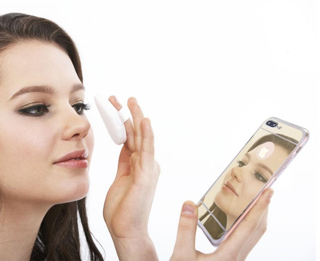 Zrcadlový obal / kryt My Mirror pro iPhone 7 Plus