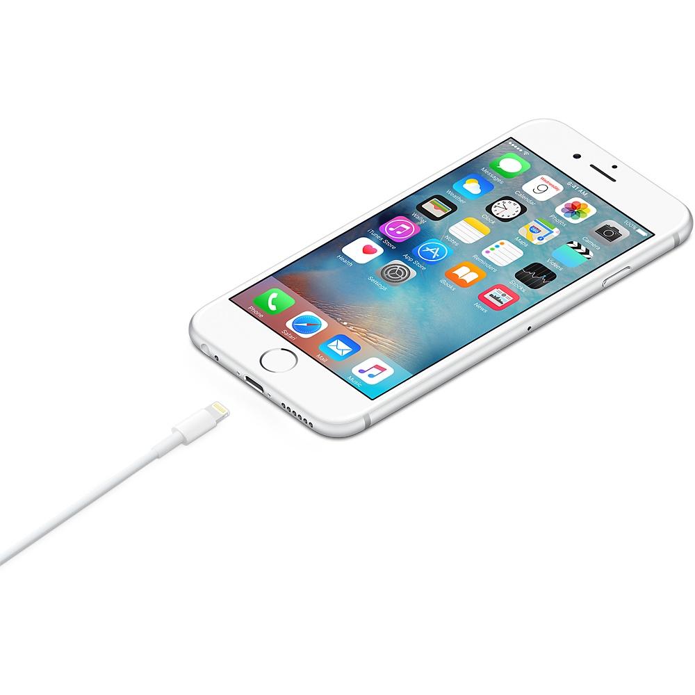 Originální USB kabel Apple MD818ZM/A s konektorem Lightning 8pin (1m)