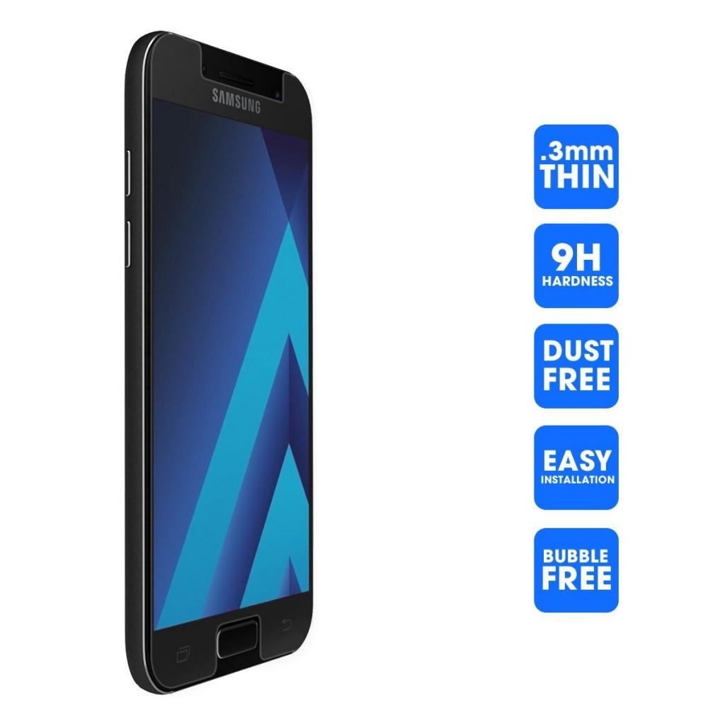 Ochranné tvrzené sklo pro Samsung Galaxy A3 (2017) / A3 Duos (2017)