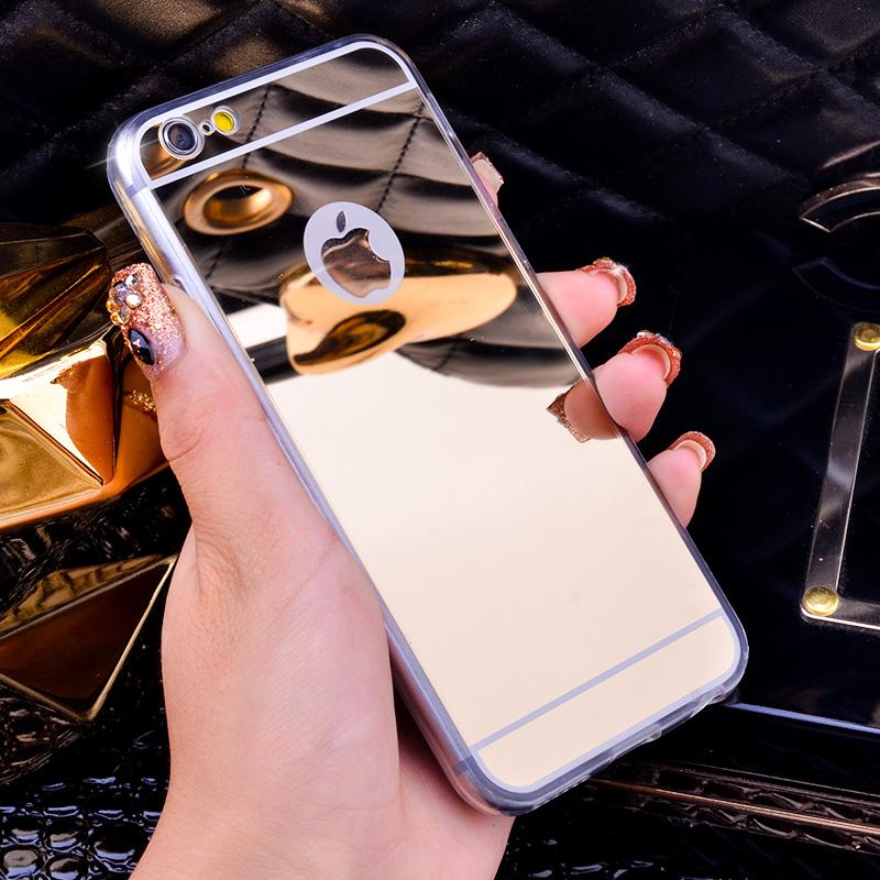 Zrcadlový obal / kryt My Mirror pro iPhone 6s Plus / 6 Plus