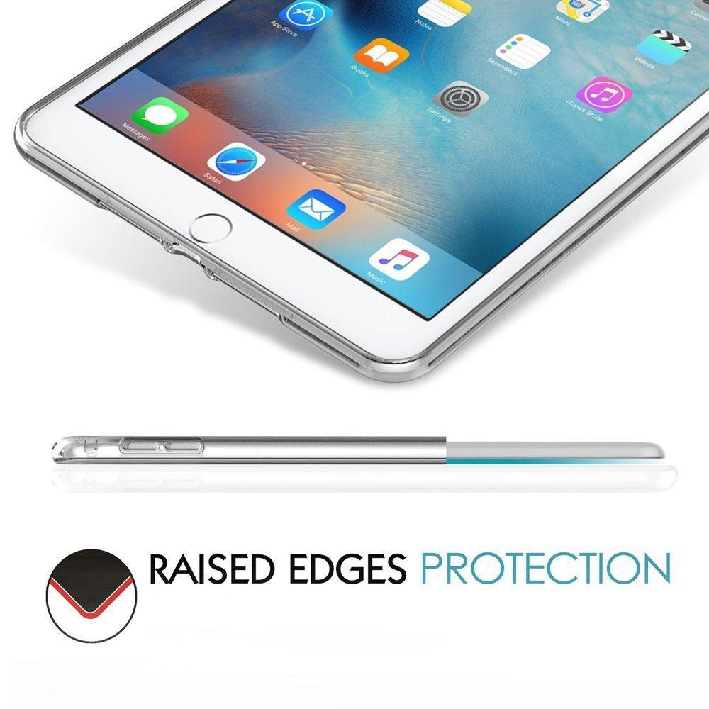 Silikonový průhledný čirý obal / kryt na Apple iPad Pro 12.9 (2017)