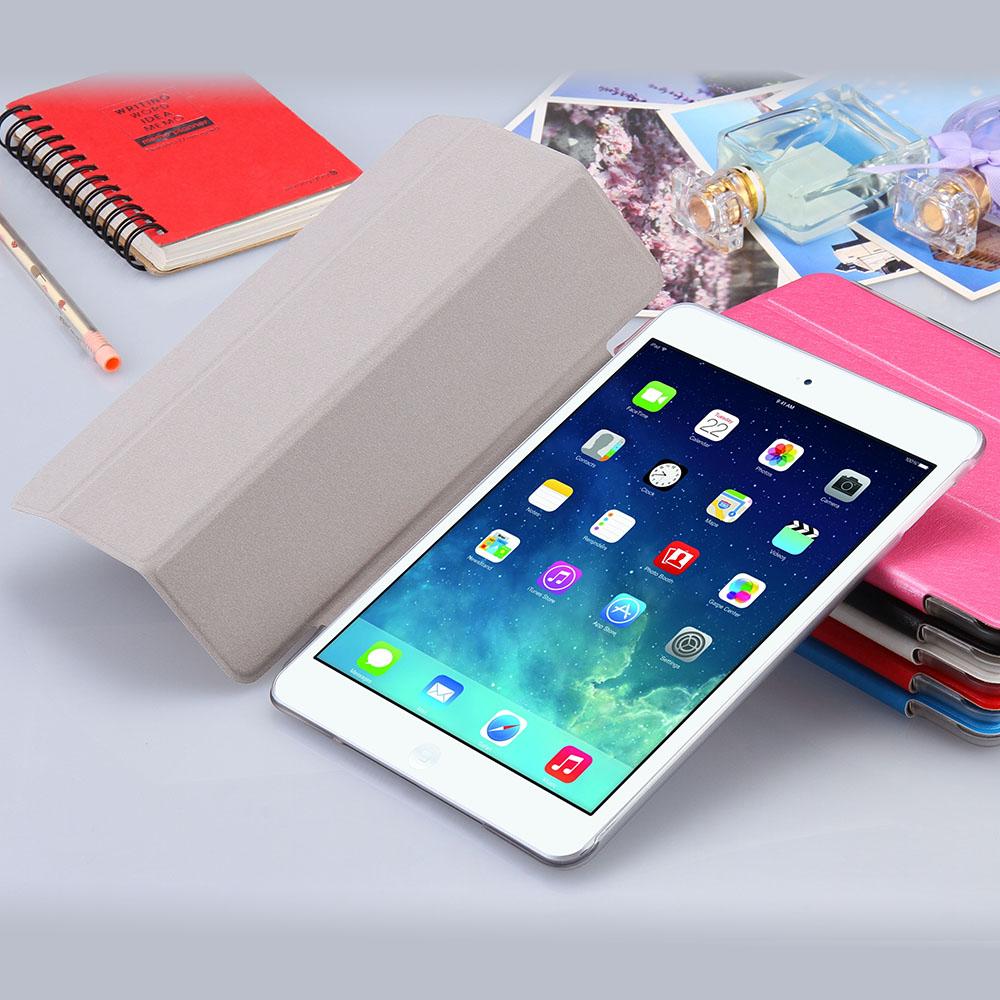 Flipové pouzdro s průhlednými zády pro iPad mini / mini 2 / mini 3