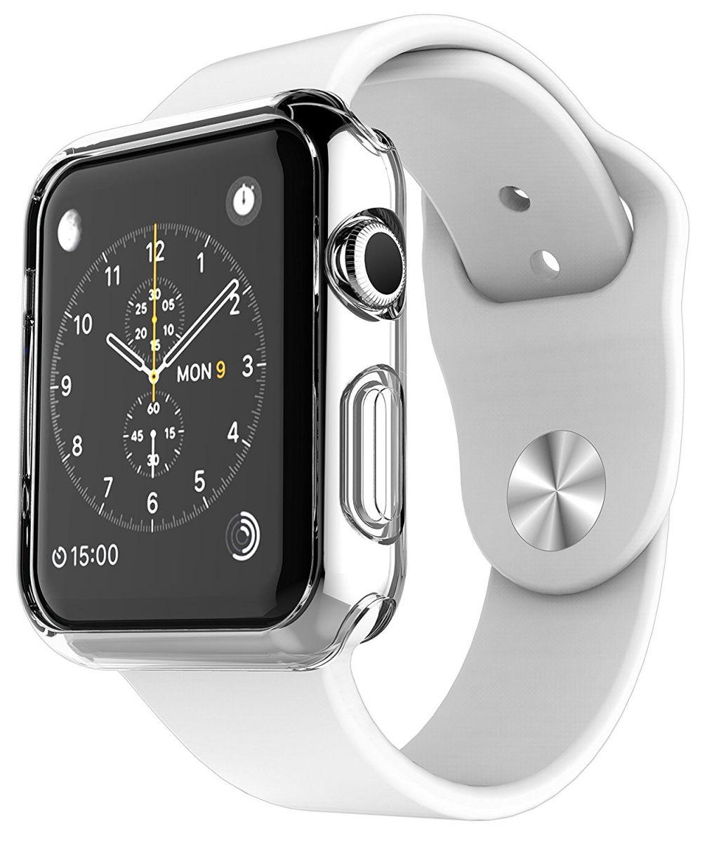 Průhledný kryt Clear pro Apple Watch / Series 1,2 (42mm)