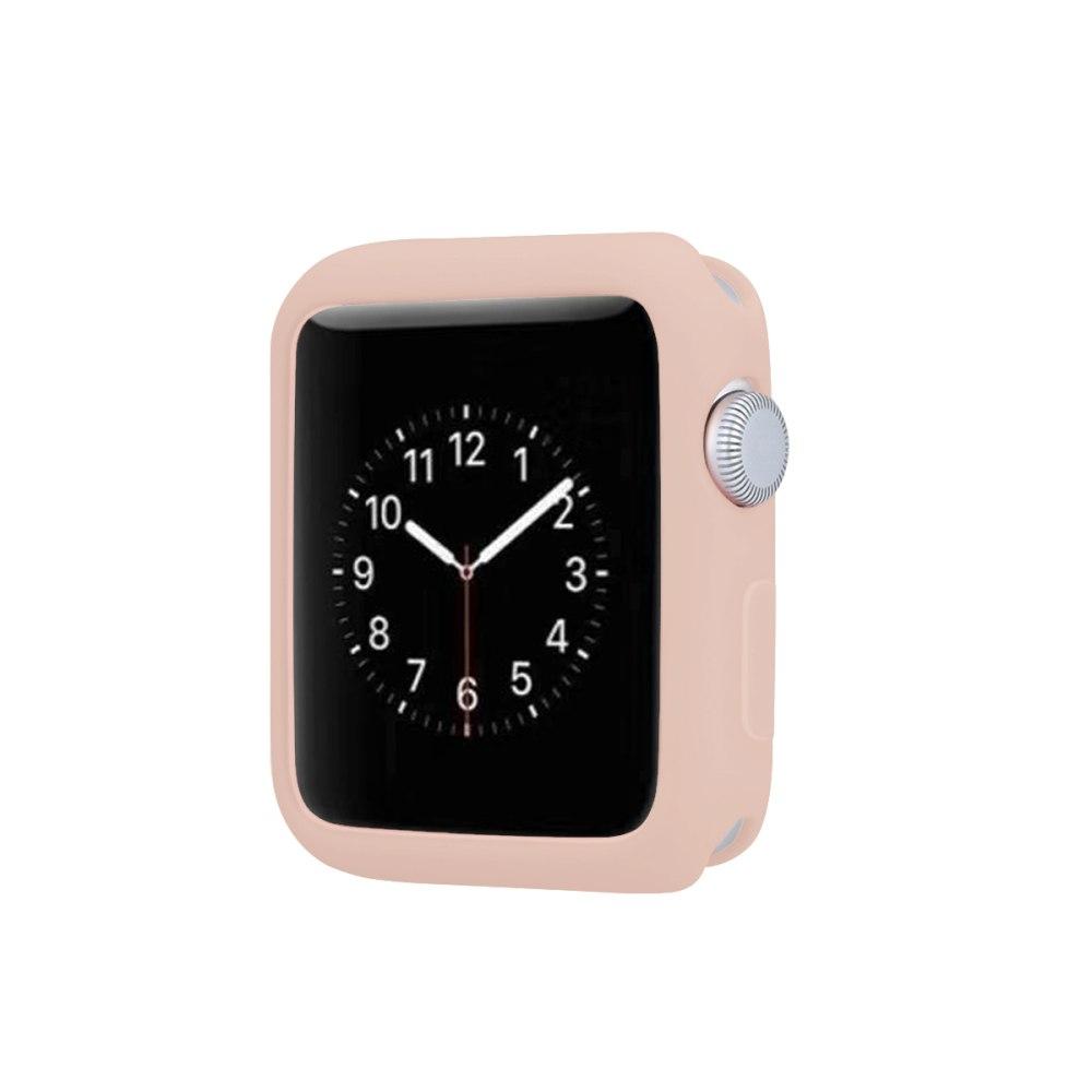 Silikonový kryt SILICONE CASE na Apple Watch 38mm Series 1, 2, 3