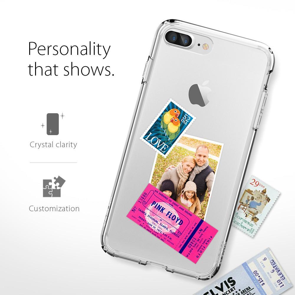 Ochranný kryt SPIGEN Ultra Hybrid pro Apple iPhone 8 Plus / 7 Plus