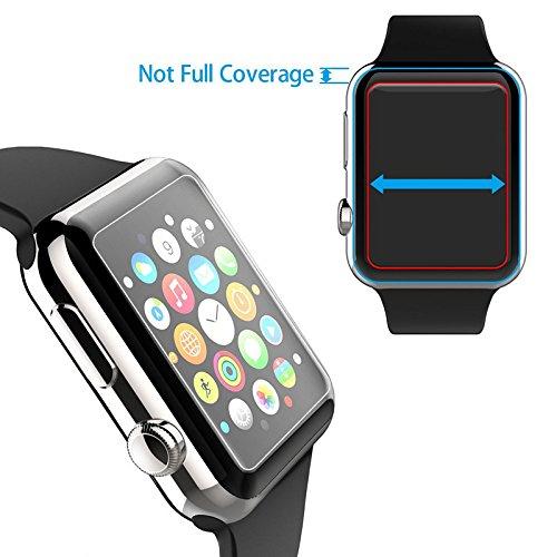 Odolná fólie Nano-M na Apple Watch Series 3/2/1 (42mm)