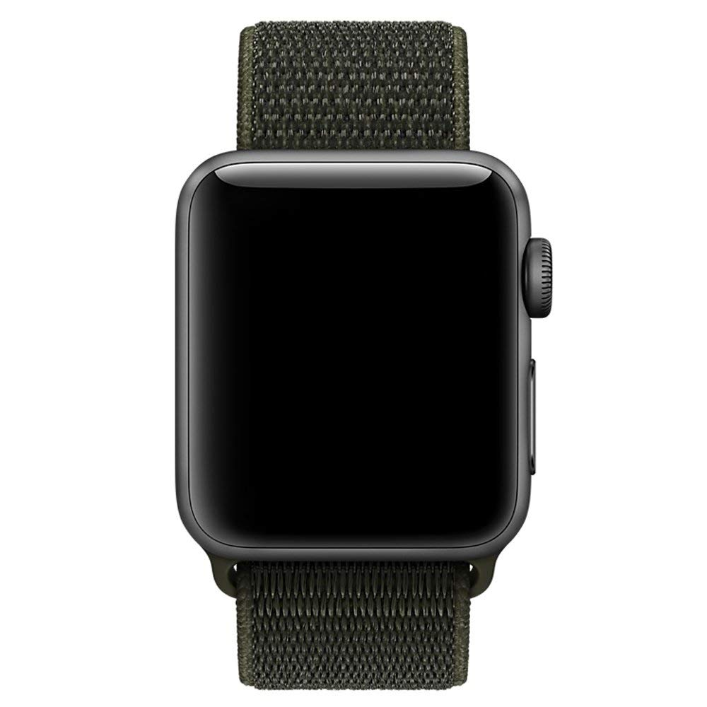 Nylonový řemínek NYLON pro Apple Watch Series 3/2/1 (38mm)