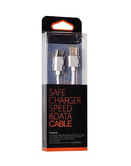 SAFE Lightning 8pin nabíjecí magnetický kabel
