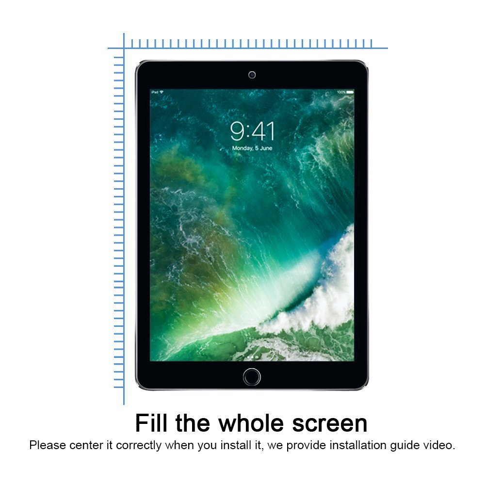 Tvrzené sklo PRO+ na displej Apple iPad Pro 10.5'' (2017)