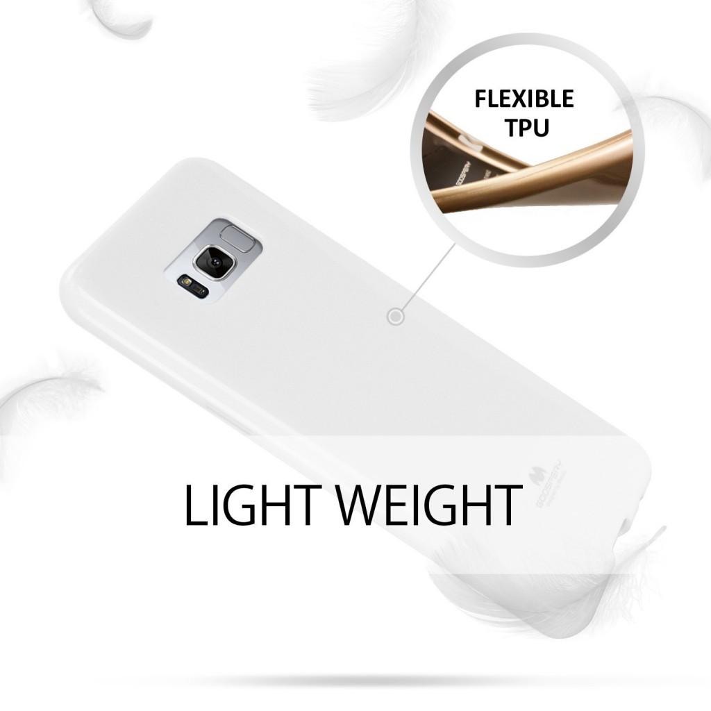 Silikonový barevný obal / kryt Goospery Mercury pro Samsung Galaxy S8+ (S8 Plus)