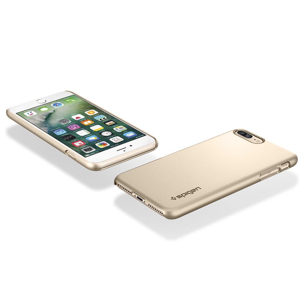 Ochranný obal SPIGEN Thin Fit pro Apple iPhone 8 Plus / 7 Plus