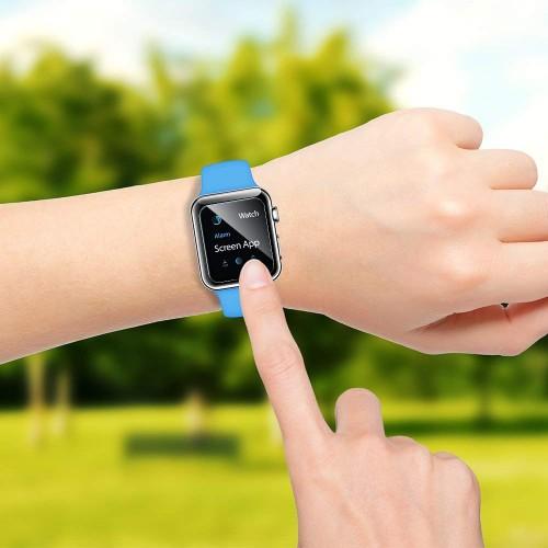 Tvrzené sklo PRO+ 9H na Apple Watch 42mm Series 1, 2, 3