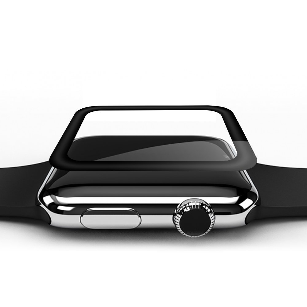 5D sklo Magic Glass na celý displej Apple Watch 42mm Series 1, 2, 3