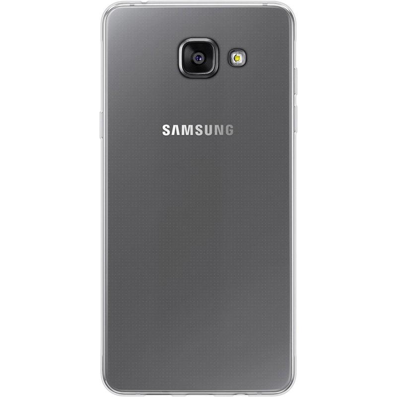 Silikonový obal / kryt Goospery Mercury - Samsung Galaxy A5 (2016), čirý