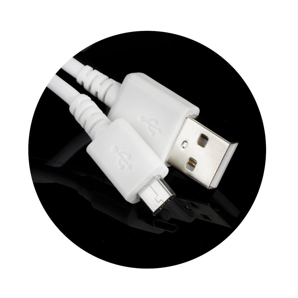 Nabíjecí sada Forcell: Nabíječka + Micro USB kabel (5V/1A)