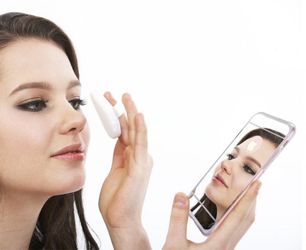 Zrcadlový obal / kryt My Mirror pro iPhone 4s / 4