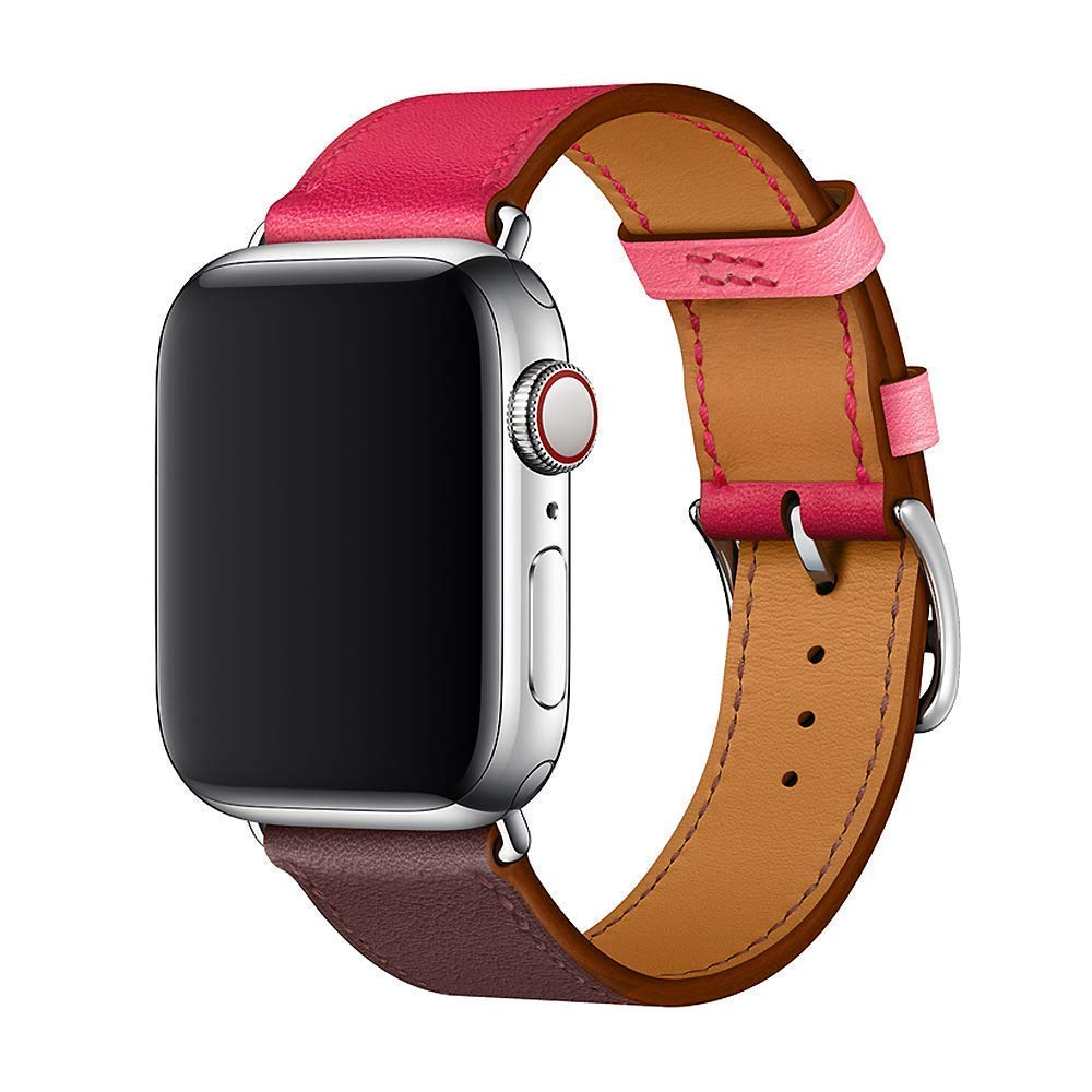 Kožený řemínek Single Tour pro Apple Watch Series 3/2/1 (42mm)