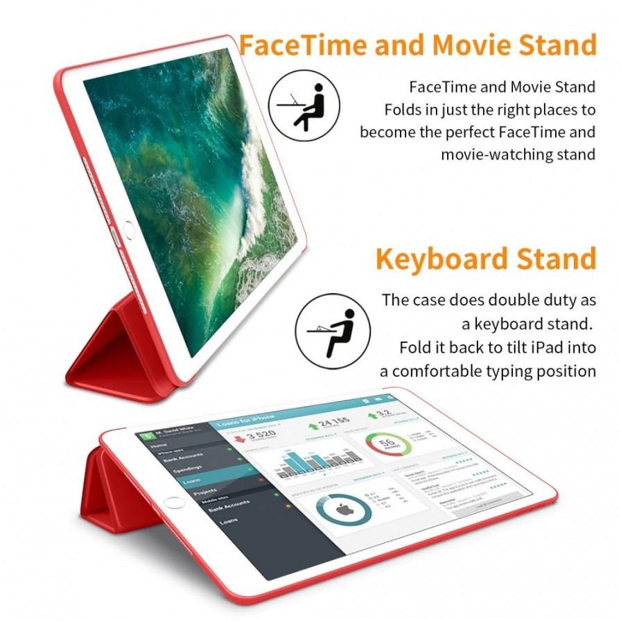 Pouzdro Tech-Protect SmartCase na Apple iPad 9.7 2018/2017