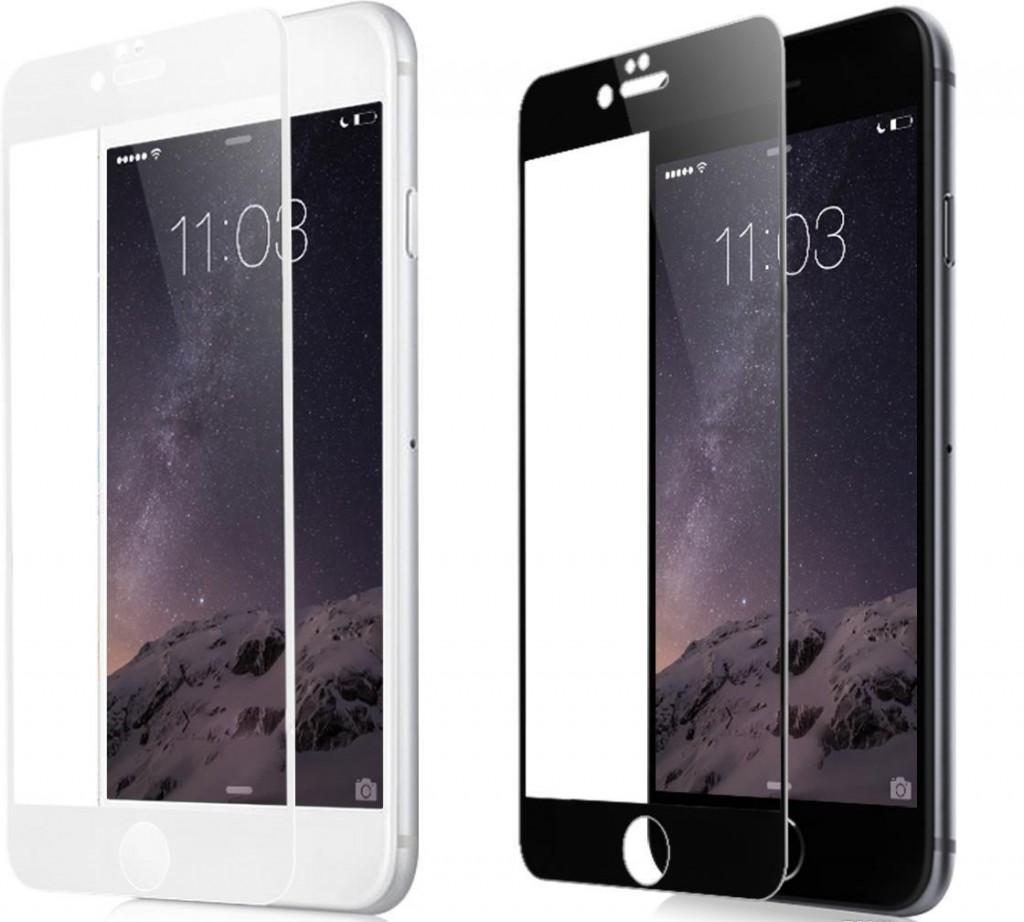 Tvrzené sklo FullCover na iPhone 8 Plus / 7 Plus