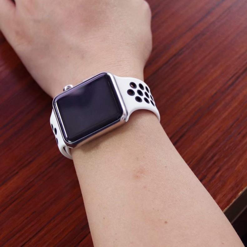 Sportovní řemínek SPORT pro Apple Watch Series 4 (40mm)