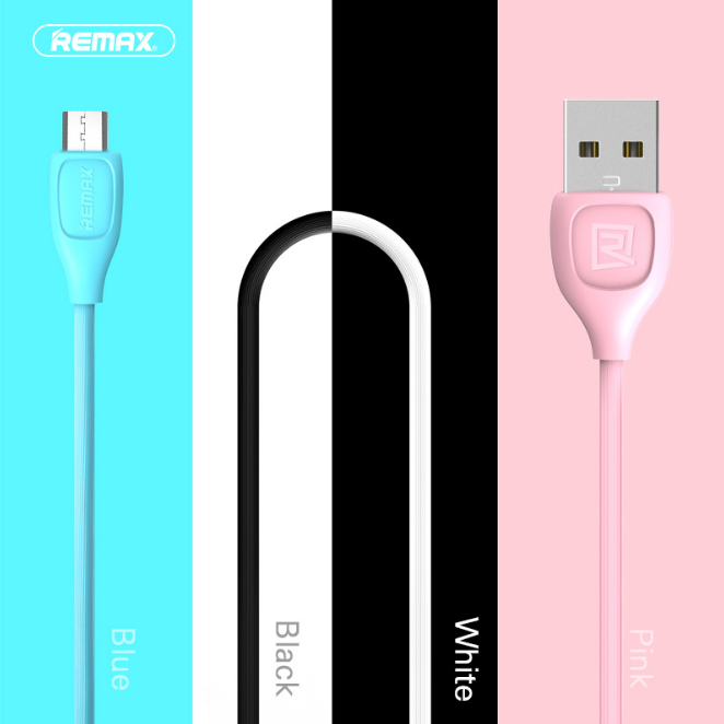 Datový a nabíjecí USB kabel REMAX Lesu RC-050m s Micro USB
