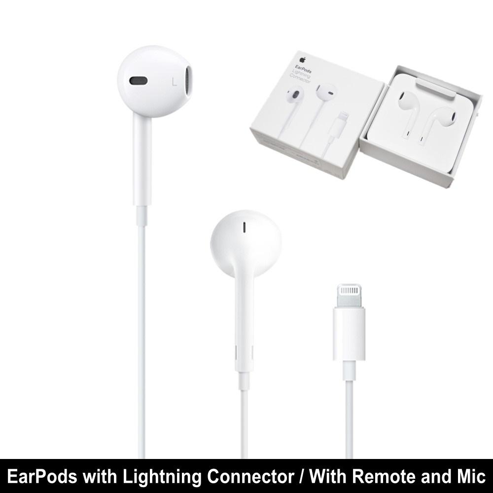 Sluchátka Apple EarPods s konektorem Lightning