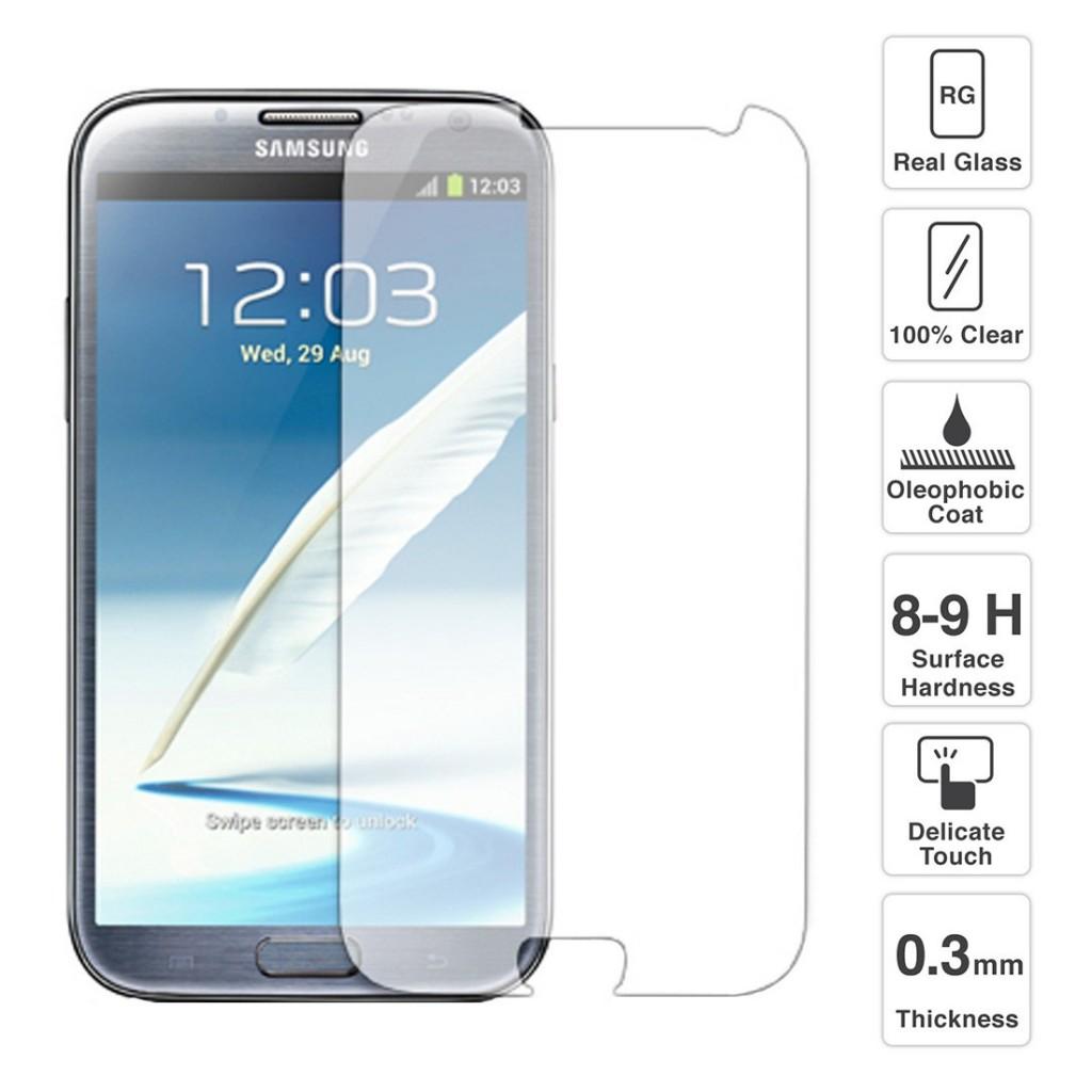 Ochranné tvrzené sklo pro Samsung Galaxy Note 2