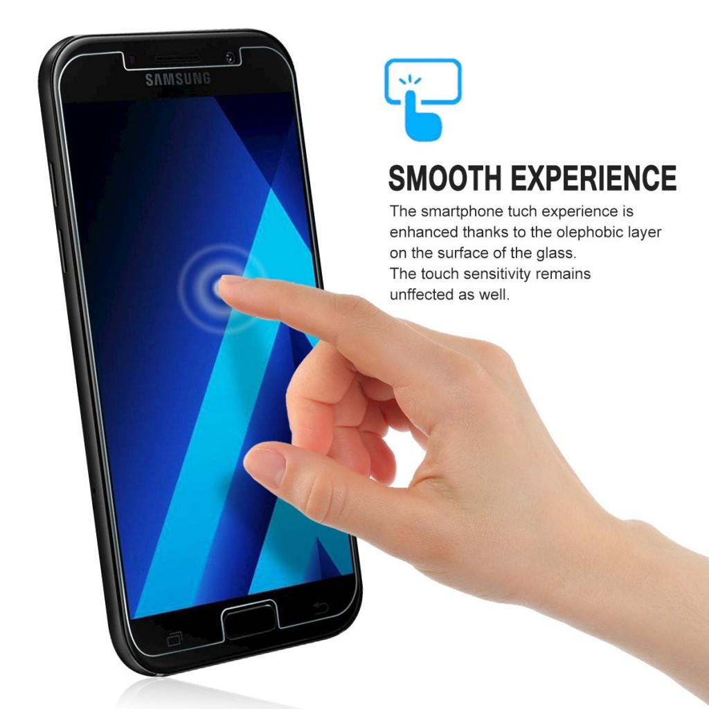 Ochranné tvrzené sklo pro Samsung Galaxy A7 (2017) / A7 Duos (2017)