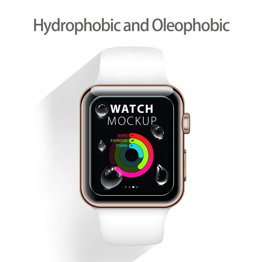 Odolná fólie Nano-M na Apple Watch 38mm Series1,2,3