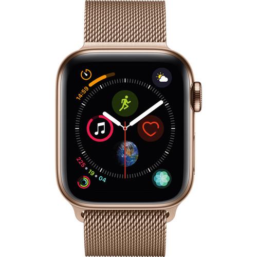 Řemínek Milánský tah - Milanese Loop k Apple Watch Series 4 44mm