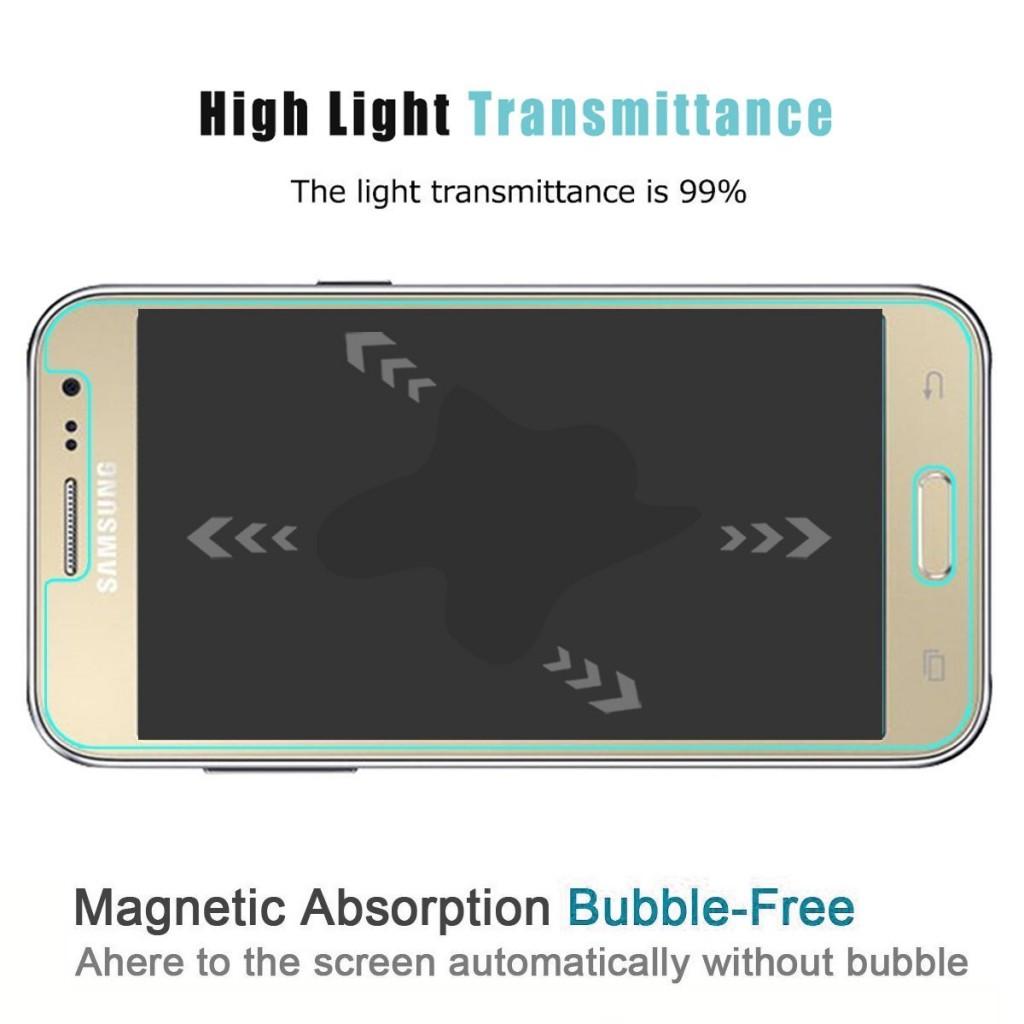 Ochranné tvrzené sklo pro Samsung Galaxy J2 / J2 Duos