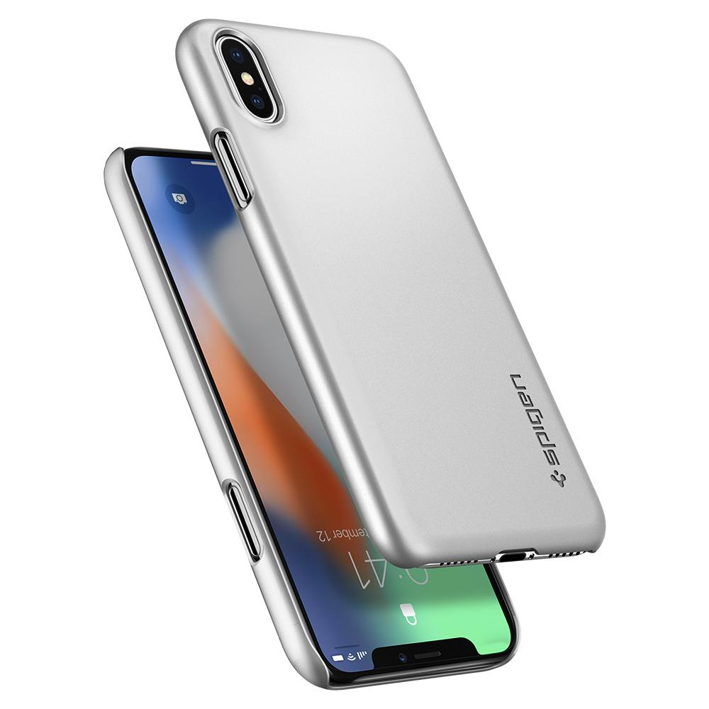 Spigen Thin Fit na Apple iPhone X