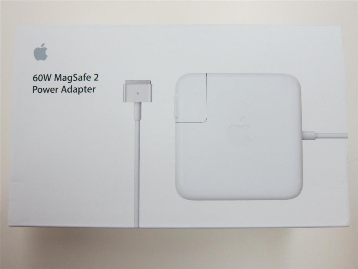 Napájecí adaptér Apple MagSafe 2 60W MD565 A1435