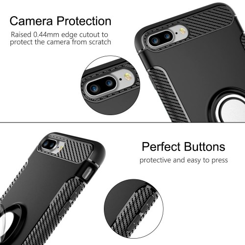 Multifunkční kryt Magneto pro Apple iPhone 8 Plus / 7 Plus