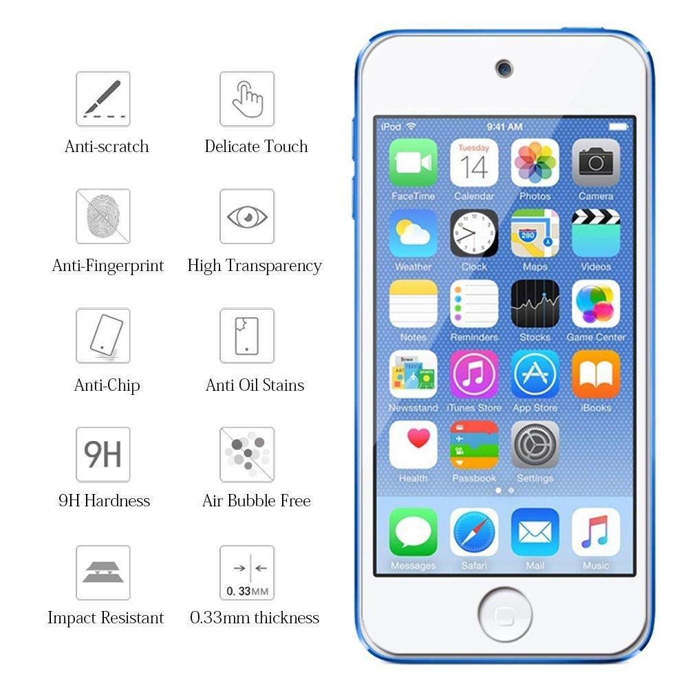 Tvrzené sklo PRO+ 9H na Apple iPod Touch 5. generace