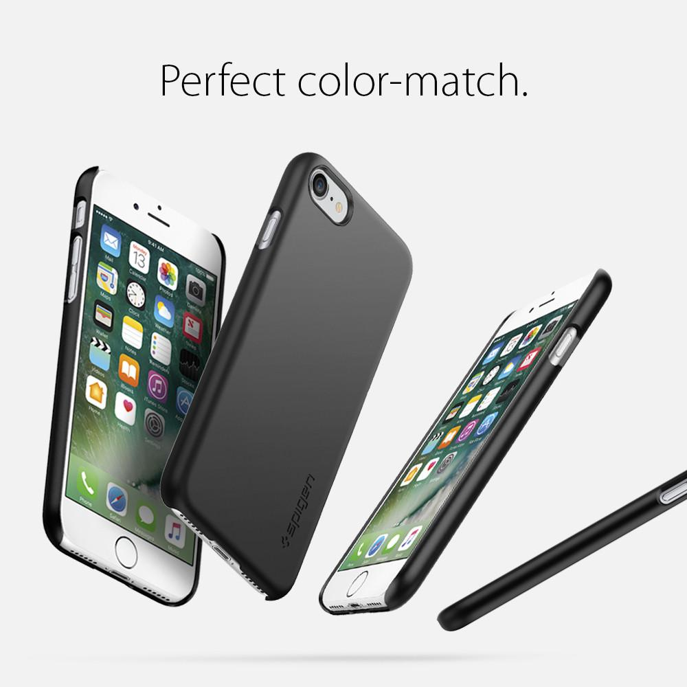Ochranný kryt SPIGEN Thin Fit pro Apple iPhone 8 / iPhone 7