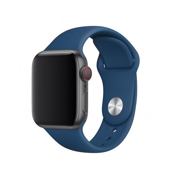 Silikonový řemínek SmoothBand pro Apple Watch Series 4 (44mm)