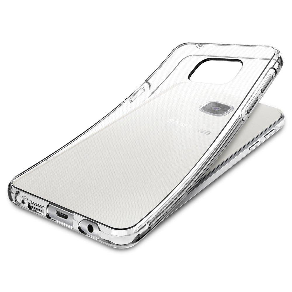 Silikonový obal / kryt Goospery Mercury pro Samsung Galaxy A3 (2016), čirý