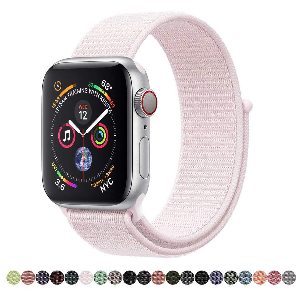 Nylonový řemínek NYLON pro Apple Watch Series 4 (40mm)