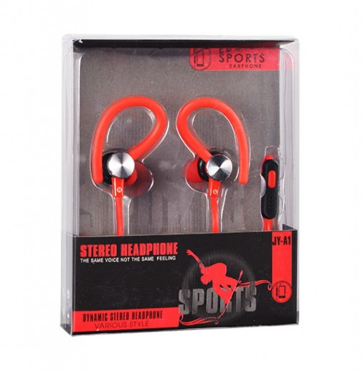 Sportovní sluchátka Tel1 SPORT JY-A1