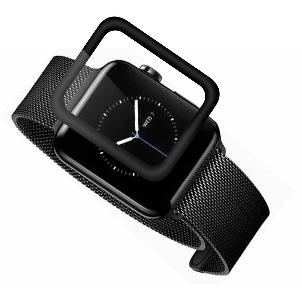 3D sklo MagicGLASS pro Apple Watch (38mm, S1 / S2)