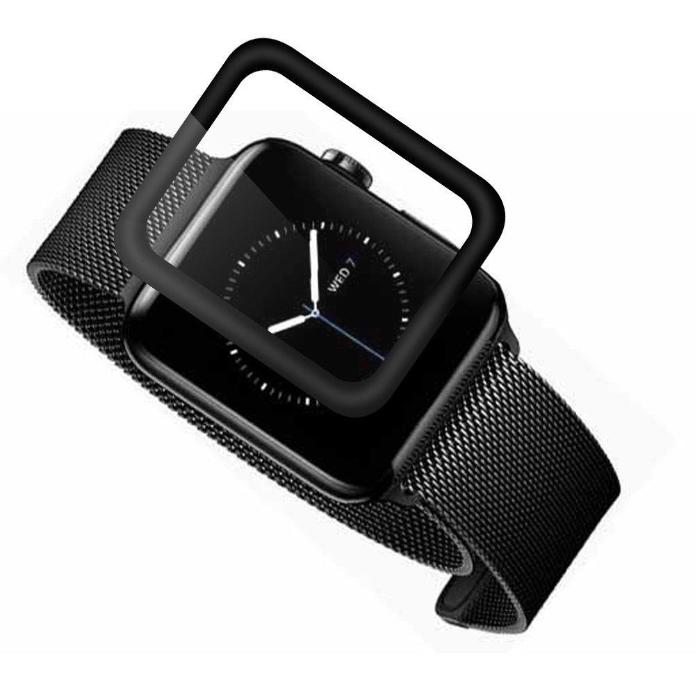5D sklo Magic Glass na celý displej Apple Watch 38mm Series 1, 2, 3