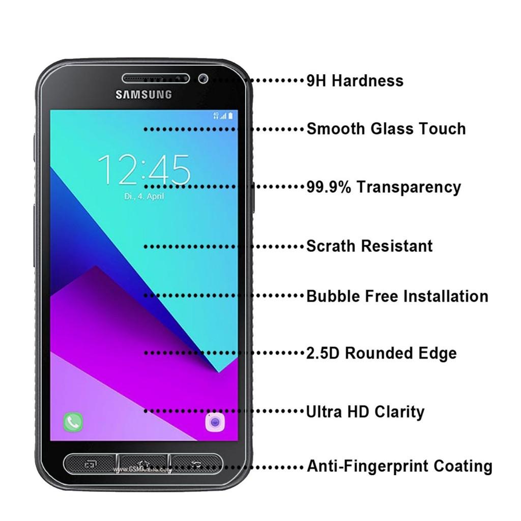 Ochranné tvrzené sklo pro Samsung Galaxy Xcover 4