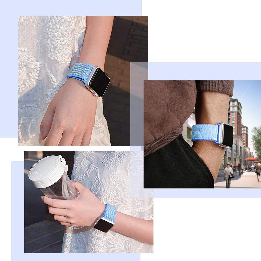 Nylonový řemínek NYLON pro Apple Watch Series 4 (44mm)